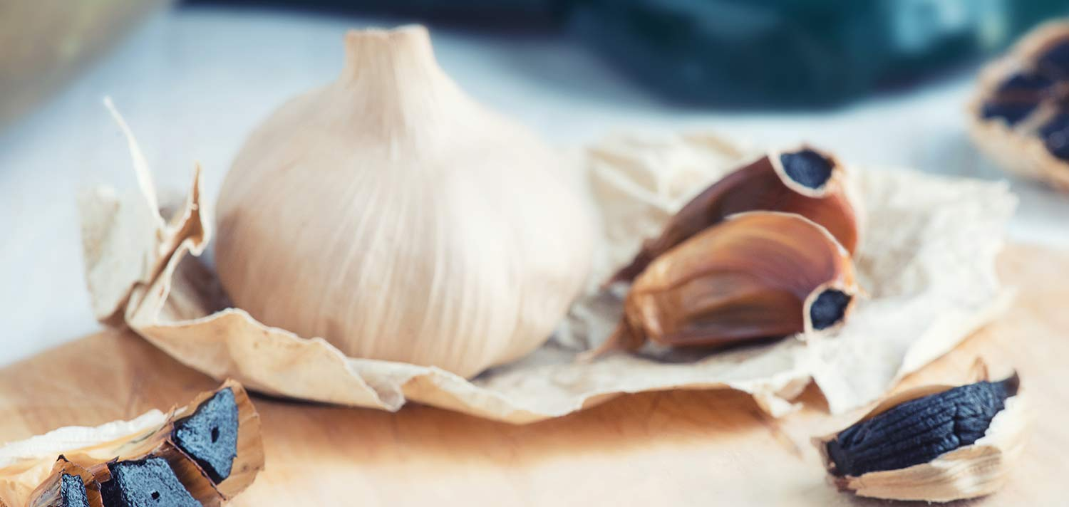 The ability to strengthen the immune system is one of the properties of black garlic